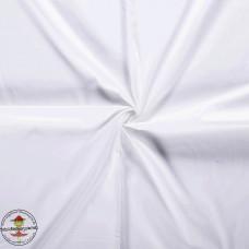 Baumwoll Popeline ♥ UNI ♥ Weiß