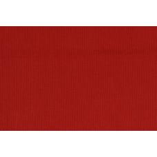 Grobes Rippbündchen ♥ UNI ♥ Rot