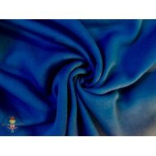 Kuschelsweat Uni * Blau * Überbreite