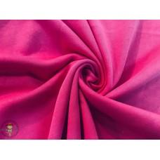 Kuschelsweat Uni * Pink * Überbreite