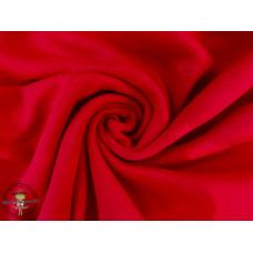 Kuschelsweat Uni * Rot * Überbreite