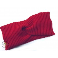 Hipster Stirnband  ♥ Rot