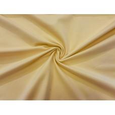 Baumwoll Jersey Pastell Gelb