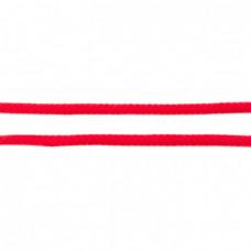 BW Flechtkordel * Rot * 8 mm