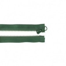 Reißverschluss teilbar * 65 cm * Army
