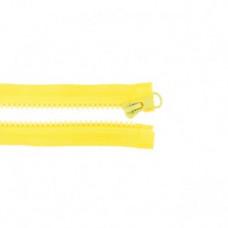 Reißverschluss teilbar * 65 cm * Gelb