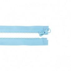 Reißverschluss teilbar * 65 cm * Himmelblau