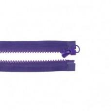 Reißverschluss teilbar * 65 cm * Lila