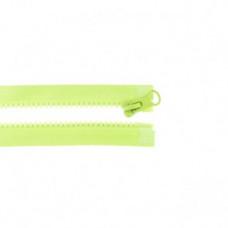 Reißverschluss teilbar * 65 cm * Lime