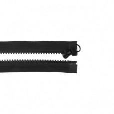 Reißverschluss teilbar * 65 cm * Schwarz
