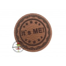 Kunstleder Label  ♥ EIGENPRODUKTION  ♥  It`s ME!