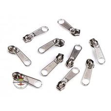 Reißverschluss*Silber*Zipper