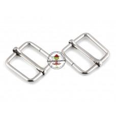 Schieber 20 mm Silber 2 Stück