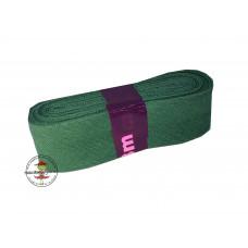 Baumwoll Schrägband ♥ 3 m Bündel ♥ dunkelgrün