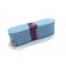 Baumwoll Schrägband ♥ 3 m Bündel ♥ hellblau