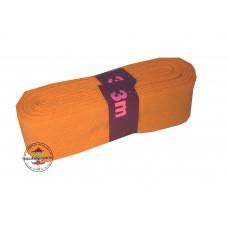 Baumwoll Schrägband ♥ 3 m Bündel ♥ hellorange