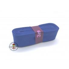 Baumwoll Schrägband ♥ 3 m Bündel ♥ kobalt
