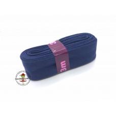 Baumwoll Schrägband ♥ 3 m Bündel ♥ navy
