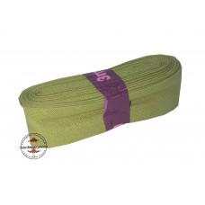 Baumwoll Schrägband ♥ 3 m Bündel ♥ oliv