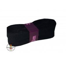Baumwoll Schrägband ♥ 3 m Bündel ♥ schwarz