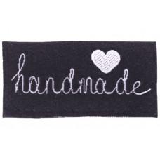 Einnäher ♥ handmade ♥ marine