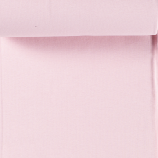 Bündchen glatt ♥ UNI Rosa