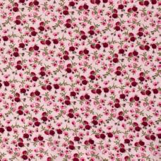 Musselin  ♥ Flower ♥ Altpink