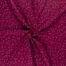 Musselin  ♥  Pünktchen  ♥ Bordeaux