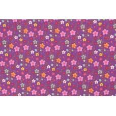 BW Popeline lil Fleur * lila