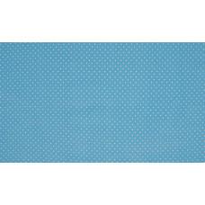 Baumwoll Jersey Dots ♥ Blue