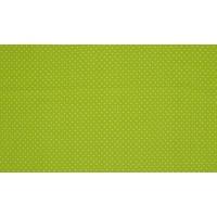 Baumwoll Jersey Dots ♥ Lime