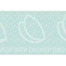 BIPP Design® * Baumwoll Jersey Anker-Star * Austin * Mint