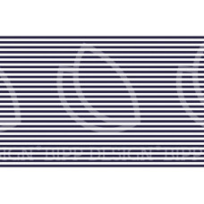 BIPP Design® * Ringel Baumwoll Jersey * Sven * Marine