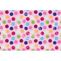 BIPP Design® * Baumwoll Jersey BIG Dots * Demi * Pink