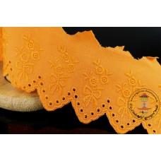 Wäschespitze Manon 54 mm*orange