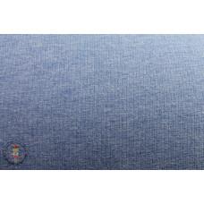Baumwoll Jersey meliert*kobalt