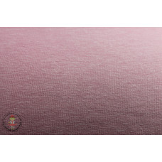 Baumwoll Jersey meliert*rosa