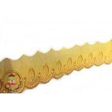 Wäschespitze 50 mm*Gelb