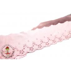 Wäschespitze 50 mm*Bonbon Rose