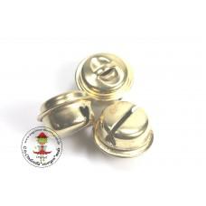 Glöckchen*Gold*25 mm