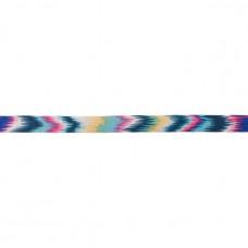 Hoodie Band 12 mm Aqua*Gelb