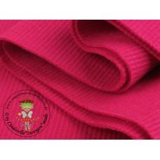 Ripp-Bündchen*Pink