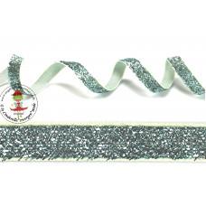 Glitzerband Mint 10 mm
