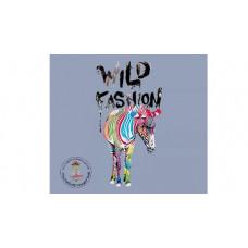 Wild Fashion Bügelbild
