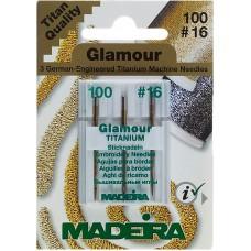 Madeira * Maschinennadeln für voluminöse Metalleffektgarne