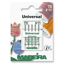 Madeira * Maschinennadeln für Metallgarne