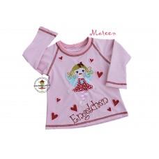 Shirt Mareen Gr. 92~98 * Rosa