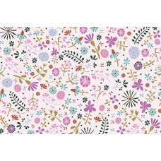 Baumwoll Jersey Flowergarden