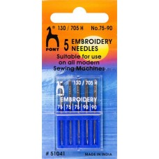 Pony - Embroidery Needles