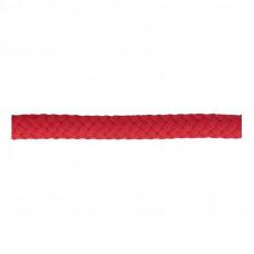 Flechtkordel * Rot * 8 mm